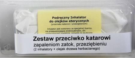ANTYKATAR - Zestaw przeciwko katarowi