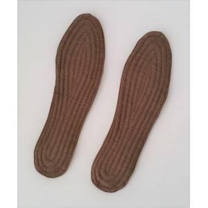 Ziołowe wkładki do butów
